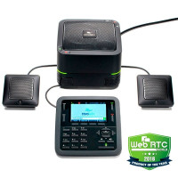YAMAHA FLX ™ UC 1500 IP & USB Conference Phone
