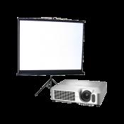 Проектори и екрани
