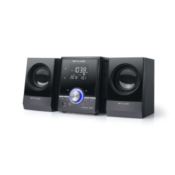 Аудио система Muse M-38 BT със CD плейър и Bluetooth