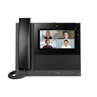 IP Видеотелефон Poly CCX 700, POE - Със слушалка