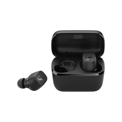 Безжични слушалки Sennheiser CX True Wireless - Черни