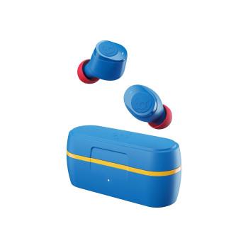 Безжични слушалки Skullcandy JIB True Wireless - 92 Blue