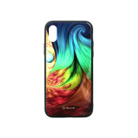 Kалъф Tellur Glass Print за iPhone X/XS - Mesmeric