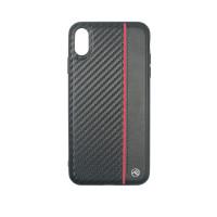 Калъф Tellur Carbon за iPhone X/XS