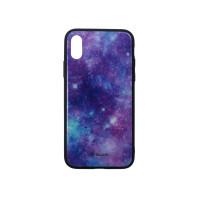 Kалъф Tellur Glass Print за iPhone X/XS - Universe