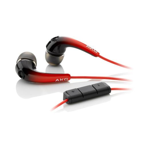 AKG K328SBP Earohones, red