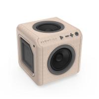 Безжична колонка Allocacoc audioCube Portable WOOD Edition (3702) - 40W