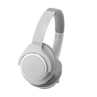 Audio-Technica ATH-SR30BT Wireless Headset, Grey
