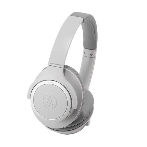 Audio-Technica ATH-SR30BT Wireless Headset, Grey