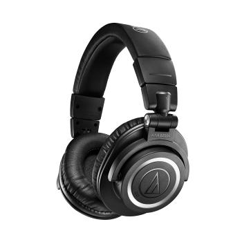Безжични слушалки Audio-Technica ATH-M50xBT2