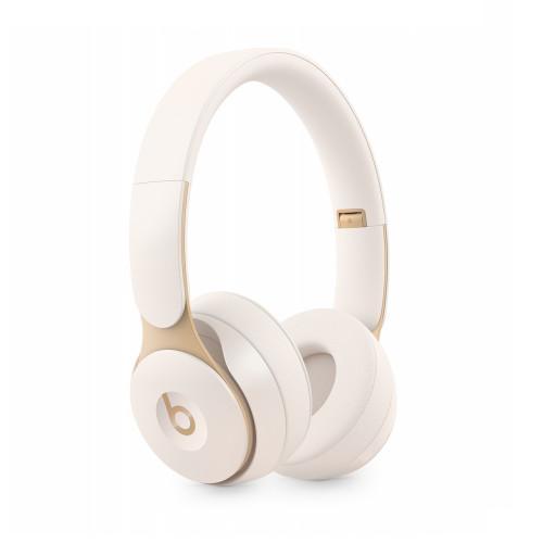 Безжични слушалки Beats by Dre Solo Pro Wireless, ivory