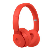 Beats by Dre Solo Pro Wireless Headphones, red (More Matte Collection)