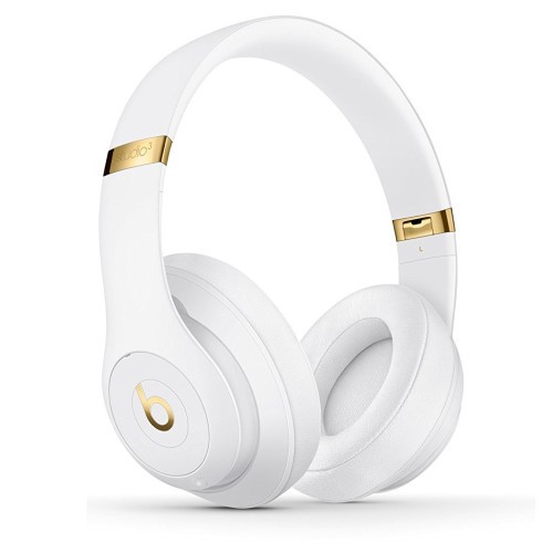 Bluetooth слушалки Beats By Dre STUDIO3 Wirelesses, white