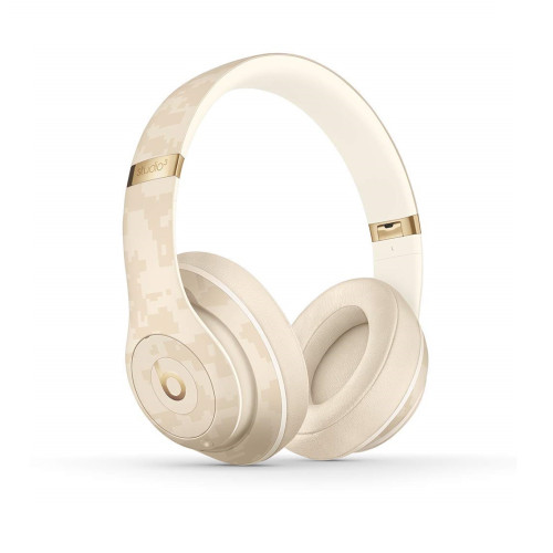 Beats By Dre STUDIO3 Wirelesses Headphones, sand dune (Camo Collection)