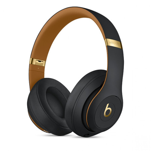 Beats By Dre STUDIO3 Wirelesses Headphones, midnight black (Skyline Collection)