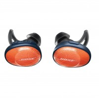 Bluetooth earphones Bose SOUNDSPORT FREE Wireless, midnight blue