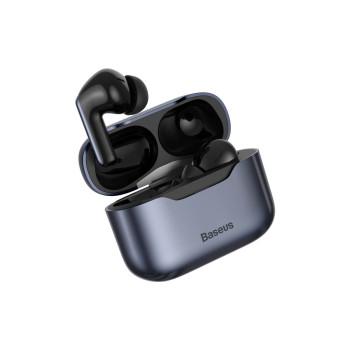 Безжични слушалки Baseus SIMU S1 Pro TWS с ANC - Тъмносиви