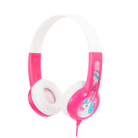 BuddyPhones  kids headphones DISCOVER, pink