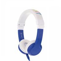 Детски слушалки BuddyPhones EXPLORER, blue