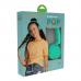 Безжични детски слушалки BuddyPhones POP, turquoise
