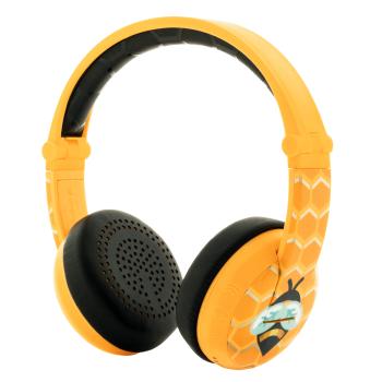 Безжични детски слушалки BuddyPhones WAVE Bee