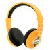 Wireless kids headphones BuddyPhones WAVE Bee