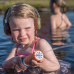 Wireless kids headphones BuddyPhones WAVE Monkey