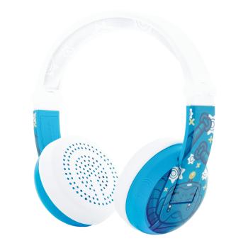 Безжични детски слушалки BuddyPhones WAVE Robot