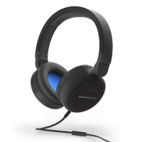 Wired headphones Energy Headphones Style Talk - Midnight black