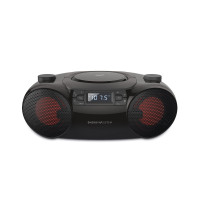 Energy BOOMBOX 6 portable audio system with Bluetooth, CD player, FM radio, USB and MP3 player