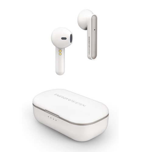 Wireless headphones Energy Style 3 True Wireless - Pearl