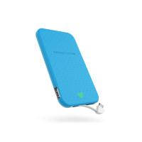 Външна батерия Energy Sistem 2500mAh, blue