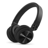 Wired headphones Energy DJ2 Mic, black
