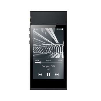 Bluetooth портативен плейър FiiO M7 Hi-Res - Черен
