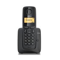Gigaset A120 cordless DECT phone, black