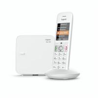Gigaset E370 Wireless DECT Phone, white