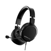 Gaming headset SteelSeries ARCTIS 1, black