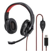 Hama HAMA HS-USB400 headphones with USB