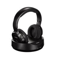 Wireless TV headphones Thomson HAMA-131957, black