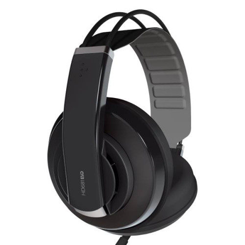 Superlux HD 681 EVO Deluxe, Black
