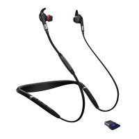 Професионални безжични слушалки Jabra Evolve 75e Stereo MS
