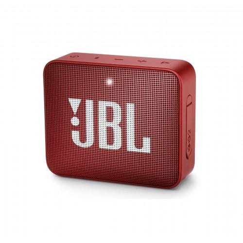 Bluetooth колонка JBL GO 2, red