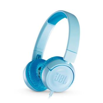 Слушалки за деца JBL JR300, blue
