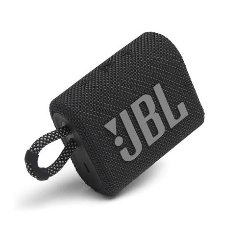 JBL GO 3 Wireless Speaker - Black