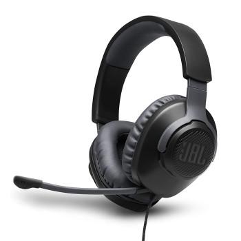 Геймърски слушалки JBL Quantum 100 - Black