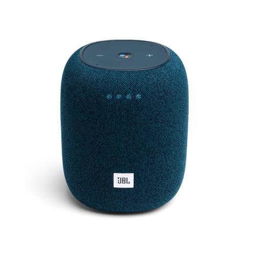 JBL LINK Music Smart speaker with Bluetooth - Blue