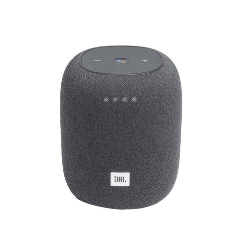 JBL LINK Music Smart speaker with Bluetooth - Grey