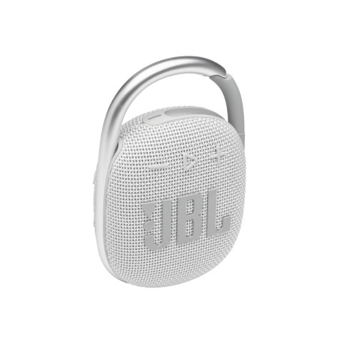 Wireless speaker JBL CLIP 4 - White