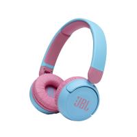 Безжични детски слушалки JBL JR310BТ - Light Blue-Pink