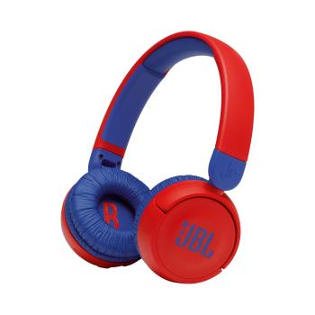 Безжични детски слушалки JBL JR310BТ - Red-Blue